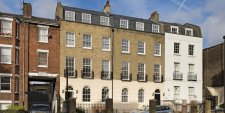 Renovation and refurbishment of two existing buildings to create 8 residential units in Islington London.