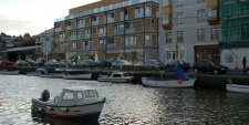 Mixed use development at Wicklow Harbour