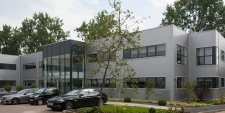 New Façade and Internal Renovation of office building in Borehamwood, Hertfordshire